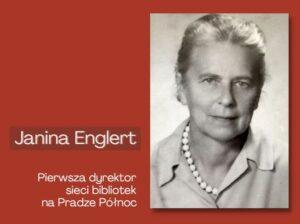 Janina Englert – wspomnienie