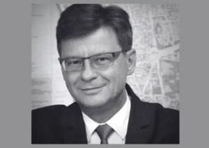 Ostatnie pożegnanie wiceburmistrza Dariusza Wolke